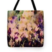 New York Wildflowers Xiii Tote Bag