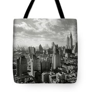 New Your City Skyline Tote Bag