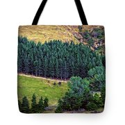 New Zealand Countryside Tote Bag