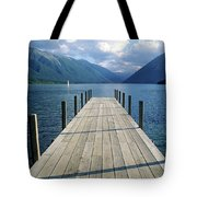 New Zealand Dock Tote Bag