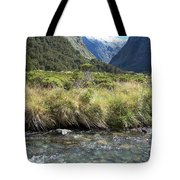 New Zealand Landscape 2 Tote Bag