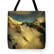 New Zealand, South Island Tote Bag