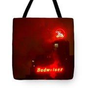 Newark Budweiser Tote Bag