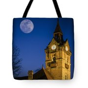 Newberry Opera House Tote Bag