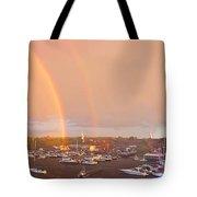 Newburyport Harbor 2016 Tote Bag
