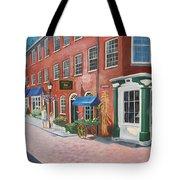 Newburyport  Ma Tote Bag