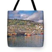 Newlyn Harbour Cornwall 2 Tote Bag