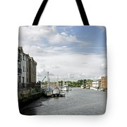 Newport Harbour Iow Tote Bag