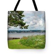 Newport-on-tay In Fife, Scotland Tote Bag