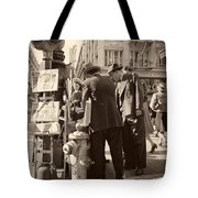 News Of The Attack On Pearl Harbor - San Francisco 8 Dec 1941 Tote Bag