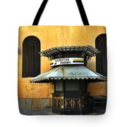 Newsstand - Parma - Italy Tote Bag