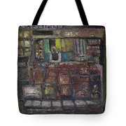 Newsstand Tote Bag