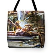 Next In The Row... Tote Bag