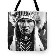Nez Perce Native American Tote Bag