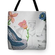 Nfl Cowboys Stiletto Tote Bag