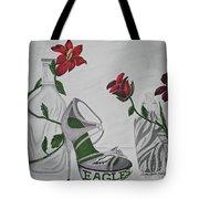 Nfl Eagles Stiletto Tote Bag
