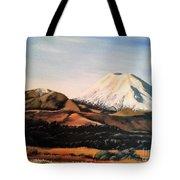 Ngauruhoe Rising Tote Bag