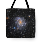 Ngc 6946, The Fireworks Galaxy Tote Bag