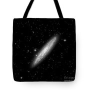 Ngc253 The Sculptor Galaxy Tote Bag