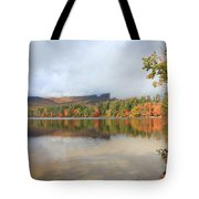 Color On The Lake  Tote Bag