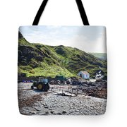 Niabyl Tractor Tote Bag