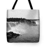 Niagara Falls, C1900 Tote Bag