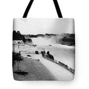 Niagara Falls, C1905 Tote Bag