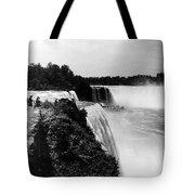 Niagara Falls, C1910 Tote Bag