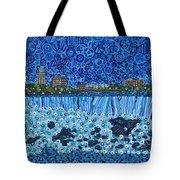 Niagara Falls - Night Tote Bag