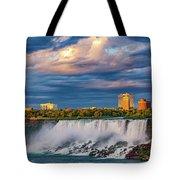 Niagara Falls - The American Side 3 Tote Bag