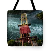 Niagara Falls The Whirlpool Tote Bag