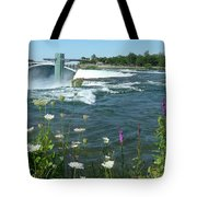 Niagara Falls Usa - Photo Tote Bag
