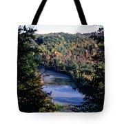 Niagaratributary Tote Bag