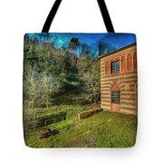 Niasca Hermitage IIi Portofino Park Passeggiate A Levante Tote Bag