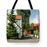 Nibe Street Life Tote Bag