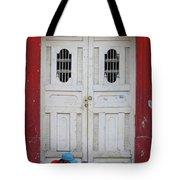 Nicaragua Door 1 Tote Bag