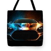 Nice Car Tote Bag