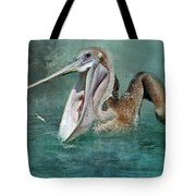 Nice Catch Tote Bag