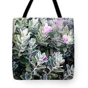 Nice Flowers  Tote Bag