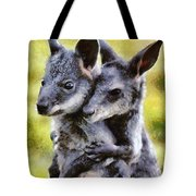 Nice Friends Tote Bag