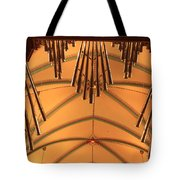 Nice Set Of Pipes Tote Bag
