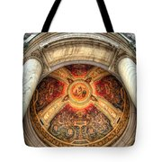 Niche Inlay 2-our Lady Of Victory Basilica Tote Bag