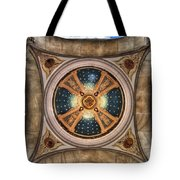 Niche Inlay At Our Lady Of Victory Tote Bag