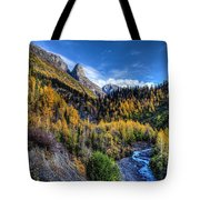 Nicholai Butte 2017 Tote Bag