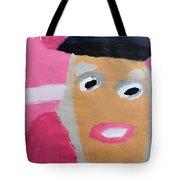 Nicki Minaj Tote Bag