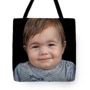 Nicolas - No H Tote Bag