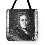 Nicolas L�mery, French Chemist Tote Bag