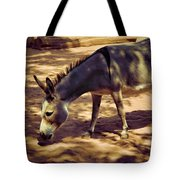 Nigerian Donkey Tote Bag