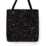 Night Abstraction Tote Bag