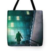 Night Agent Tote Bag